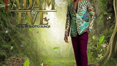 Photo of Kofi Kinaata – Adam and Eve (Prod. by ShottoBlinqx)