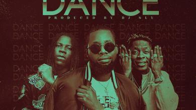 Dance artowrk - DJ Sly ft. Stonebwoy & Shatta Wale - Dance (Prod by DJ Sly)