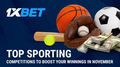 Photo of November is Very Hot with Sporting Events to Round Your Profit