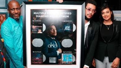 Photo of AKA First Hip Hop Artist In Certified Diamond