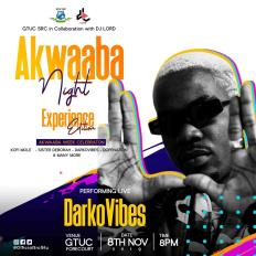 PHOTO 2019 11 03 09 27 37 - DJ Lord Partners With GTUC S.R.C. For This Year's Akwaaba Night (Experience Edition)