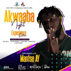 PHOTO 2019 11 04 08 45 20 - DJ Lord Partners With GTUC S.R.C. For This Year's Akwaaba Night (Experience Edition)
