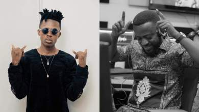 Strongman and Ike De Unpredictable - Strongman's 'Mmaa' Song Will Be Relevant For Decades - Presenter claims