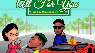 Photo of Camidoh ft. Medikal – All For You (Prod. by 3fs Production)