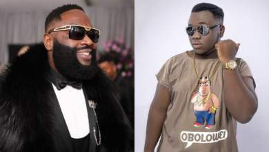 Photo of Rick Ross Performs With CJ Biggerman At Detty Rave 2019
