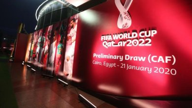 Photo of Here is the Draw For The CAF 2022 Fifa World Cup Qualifiers