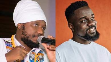Photo of Blakk Rasta alleged Sarkodie rejected a Collaboration with him.