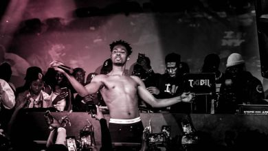 Photo of Photos: Kwesi Arthur Shutdown New York Again.