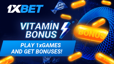 Photo of Win Exciting Bonuses with the Vitamin Promo at 1xBet