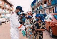 Photo of Patoranking partners Ebele & Anyichuks Foundation to Distribute COVID-19 Lockdown Relief Items