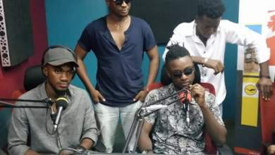 Photo of I won't feature anyone who doesn't know how to write songs – Yaw Berk jabs Krymi and Mr Drew