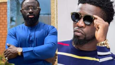 Photo of 'He's not sensible' – Bisa Kdei slams Kofi Asamoah