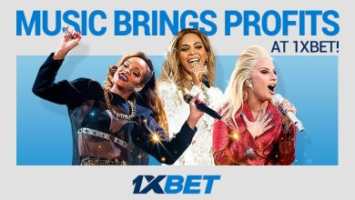 Photo of Your Music and Stars Knowledge Can Provide Big Wins at 1xBet