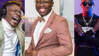 Photo of Andy Dosty trashes report that Shatta Wale seized His car from Joint 77