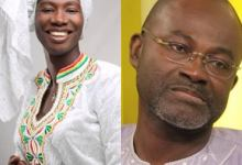 Photo of I haven't responded to Kennedy Agyapong – Cecilia Marfo