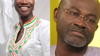 cecilia marfo kennedy - I haven't responded to Kennedy Agyapong - Cecilia Marfo