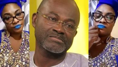 ken agyapong moira news - Video: Mother of Kennedy Agyapong's Drug Addict Daughter explodes and rain curses