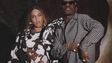 Photo of Beyonce's 'Already' Video featuring Shatta Wale Leaks