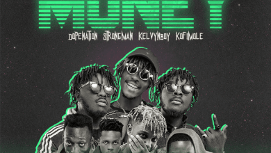 Photo of TubhaniMuzik – Money ft. KelvynBoy, DopeNation, Kofi Mole & Strongman