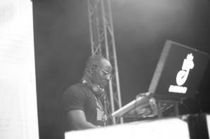 """DJ Justice 1 - Photos : Stonebwoy, Donzy, Larruso, Talaat Yarky, MC Miguel, Abeiku Sarkcess and more support DJ Justice on """"The Justice Experience"""" Event"""