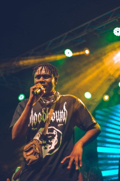 """Larruso - Photos : Stonebwoy, Donzy, Larruso, Talaat Yarky, MC Miguel, Abeiku Sarkcess and more support DJ Justice on """"The Justice Experience"""" Event"""