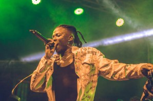 """Stonebwoy 5 - Photos : Stonebwoy, Donzy, Larruso, Talaat Yarky, MC Miguel, Abeiku Sarkcess and more support DJ Justice on """"The Justice Experience"""" Event"""