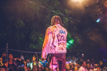 """Stonebwoy Back - Stonebwoy, Donzy, Larruso, Talaat Yarky, MC Miguel and more support DJ Justice on """"The Justice Experience"""""""