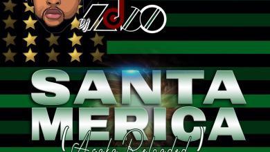 dj kobo santemerica - Dj Kobo - SantaMerica (Asaka Reloaded) (Mixtape)