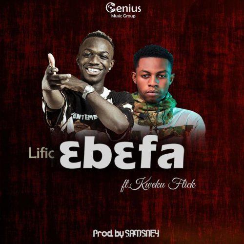 itzlific ebefa 500x500 - ItzLific - Ebefa ft. Kweku Flick