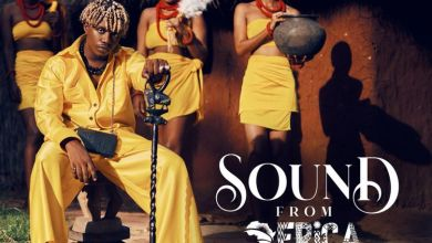 Rayvanny cover art - Rayvanny - Sound From Africa (Full Album)