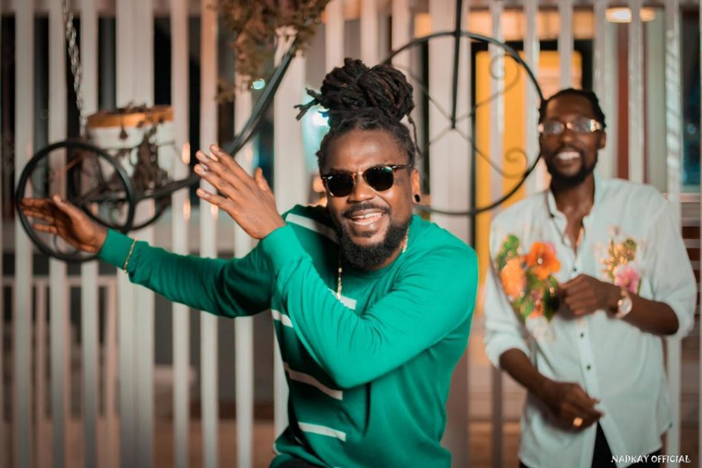 Konkarah Jahvybz 4 1024x683 - I'm happy about my new video with Samini - Konkarah Jahvybz