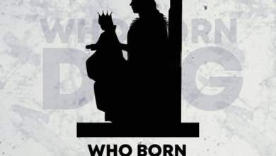 Tinny Who Born bog cover art - Tinny - Who Born Dog