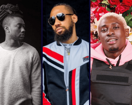 Untitled design 11 500x400 - Pappy Kojo - Green Means Go (Remix) ft RJZ & Phyno
