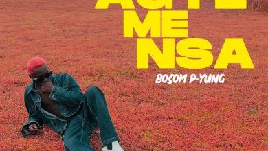 bosom pyung agye art - Bosom P-Yung - Agye Me Nsa