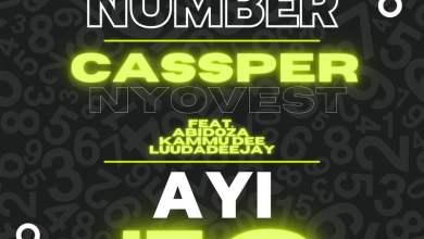 cassper Nyovest ama number cover art - Cassper Nyovest - Ama Number Ayi '10 ft Abidoza, Kammu Dee & LuuDadeejay