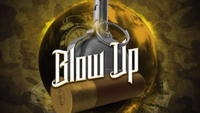 cover 1 - Shatta Wale - Blow Up feat Skillibeng