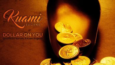 Kuami Eugene Dollar On You cover art - Kuami Eugene - Dollar On You