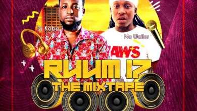 RUUM 17 - Dj Kobo & MC Arnold Wailer - RUUM 17 (The Mixtape)