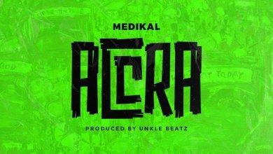Medikal Accra cover art - Medikal - Accra