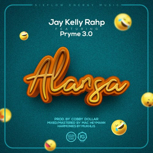 ALANSA ARTWORK 500x500 - Jay Kelly Rahp & Pryme 3.0 Share New Collaboration 'Alansa'