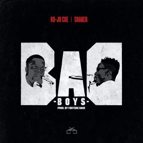 Ko Jo Cue Shaker Bad Boys Prod by Fortune Danewww dcleakers com  mp3 image 500x500 - Ko-Jo Cue & Shaker - Bad Boys