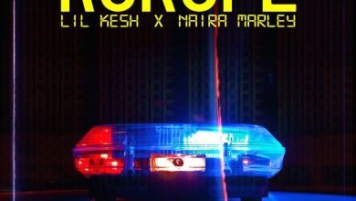 Lil Kesh Korope www dcleakers com  mp3 image - Lil Kesh - Korope ft. Naira Marley