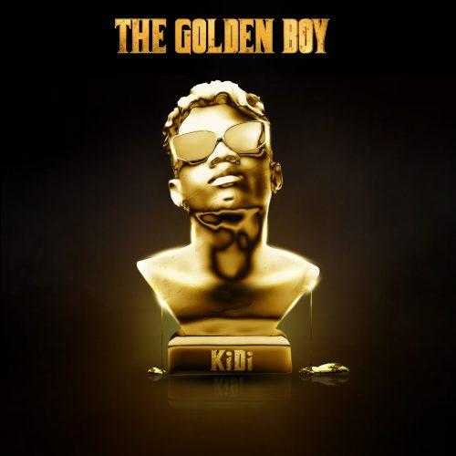 kidi golden boy art 500x500 - KiDi announces release date for new album 'The Golden Boy'; Drops Tracklist