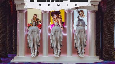 Aloma Temple Remix covera rt - Aloma - Temple (Remix) ft. Wande Coal &  Bella Shmurda