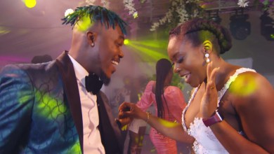 Camidoh - Camidoh ft. Kwesi Arthur - Dance With You (Official Video)