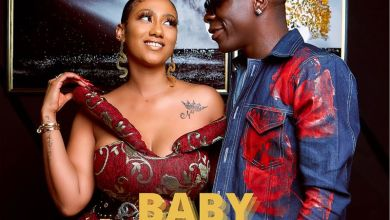 Hajia 4 Real Baby Cover Art - Mona 4Reall - Baby ft. Shatta Wale