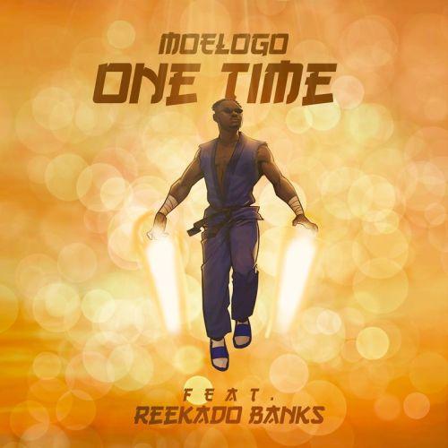 Moelogo ft Reekado Banks One Time Prod by Foots BayozMuzik Pianowww dcleakers com  mp3 image 500x500 - Moelogo - One Time ft. Reekado Banks