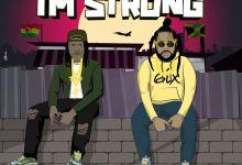 Stonebwoy Im Strong cover art - Stonebwoy & Squash - I'm Strong