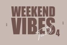 dj tabil weekend vibes 4 - DJ Tabil - Weekend Vibes Mix 4 (Mixtape)