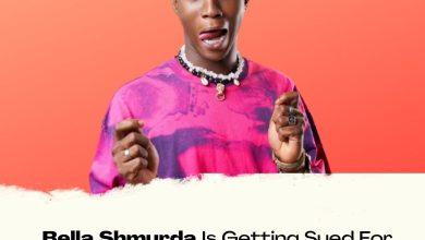 Bella Shmurda sued - Nigerian musician, Bella Shmurda sued for breach of contract